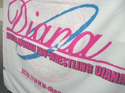 トロマット-女子プロレス団体 DIANNA
